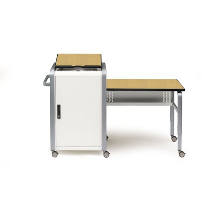 Bretford Manufacturing Inc EDU 2.0 Presentation Shuttle with Data Pass Through Plate