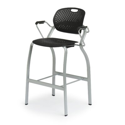 Bretford Manufacturing Inc Explore Arm Stool with Glides