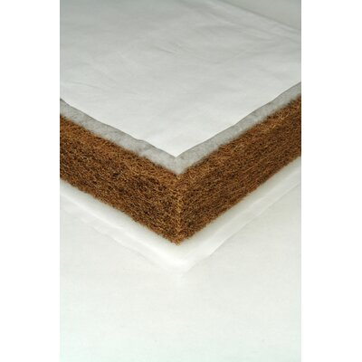 Beck to Nature Koko Coconut Coir Crib Mattress
