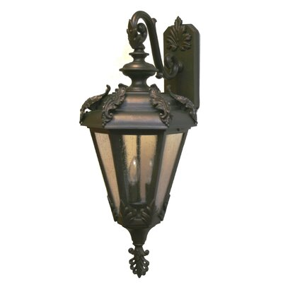 Melissa Lighting Parisian PE1500 Series Wall Lantern