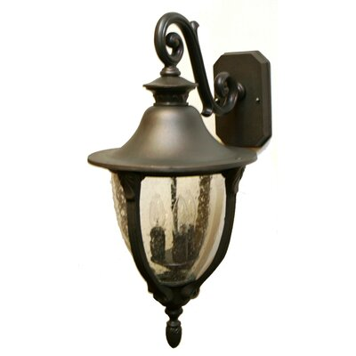 "Melissa Lighting Tuscany TC3400 Series 24"" Wall Lantern"