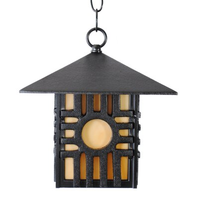 Melissa Lighting Americana Zia Series 1 Light Hanging Lantern