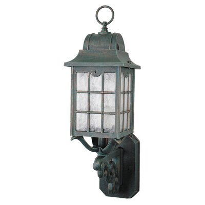 Melissa Lighting 600 Series Small Outdoor Wall Lantern