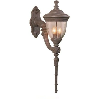 Melissa Lighting Tuscany TC3700 Series Wall Lantern