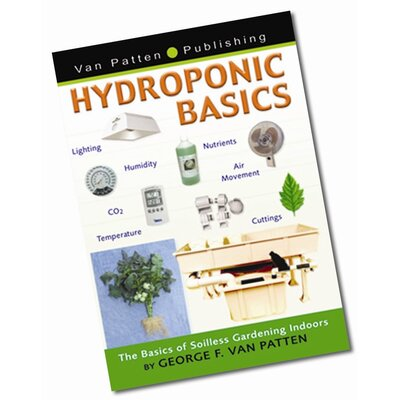 Van Patten Publishing Hydroponic Basics Book