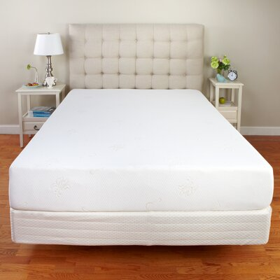 "Classic Brands Expression 10"" Memory Foam Mattress"