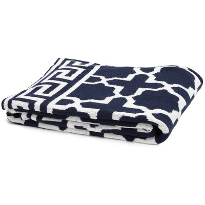 In2Green Eco Designer Alhambra Reversible Throw Blanket