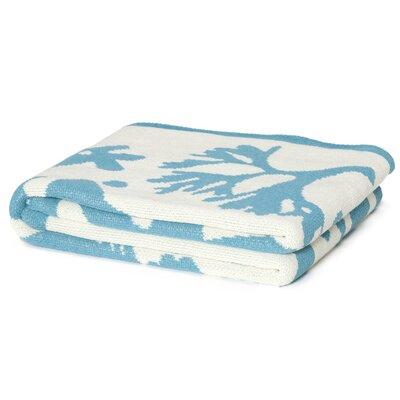 In2Green Eco Designer Seascape Throw Blanket