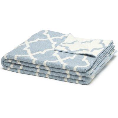 In2Green Eco Designer Morocco Reversible Throw Blanket
