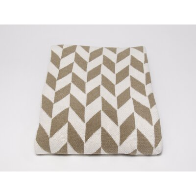 In2Green Eco Chevron Blanket