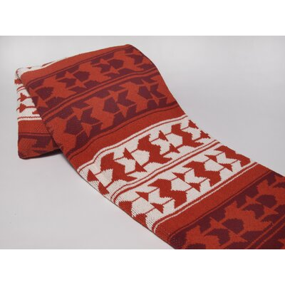 In2Green Eco Navajo Cotton Yarn Throw