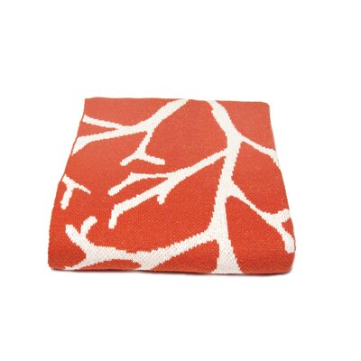 In2Green Eco Coral Throw Blanket