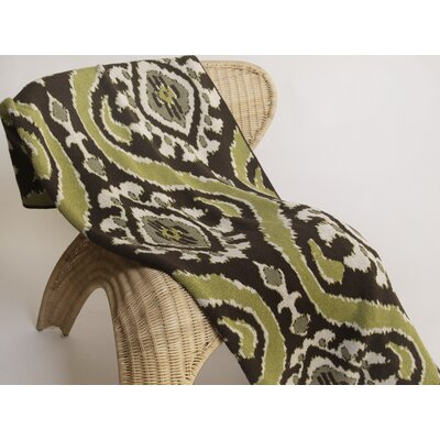 In2Green Eco Ikat 6 Cotton Throw Blanket