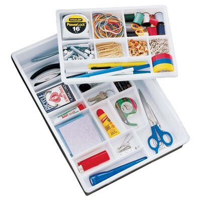 <strong>Made Smart Housewares</strong> Junk Drawer Organizer Tray