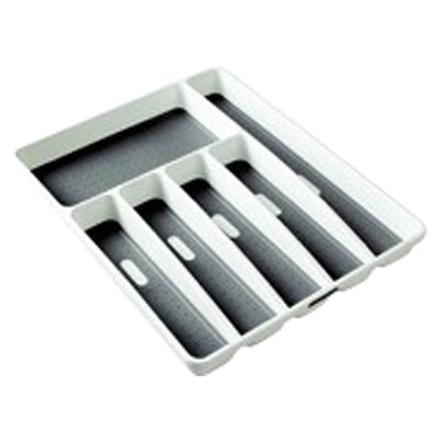 <strong>Made Smart Housewares</strong> Six Compartment Tray