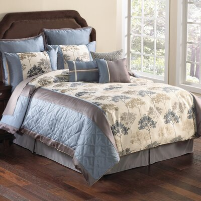 Peaceful Forest Comforter Set