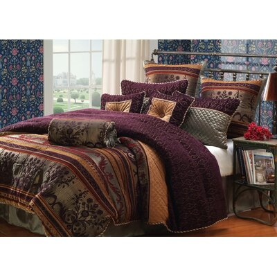 Petra 9 Piece Queen Comforter Set
