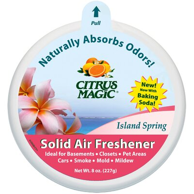 Trewax Citrus Magic Island Spring Scented Air Freshener