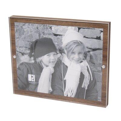 Boom Design Veneer Magnetic Picture Frame