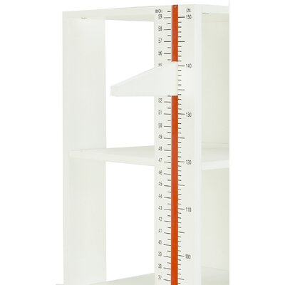 Boom Design Measurement Shelf