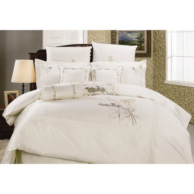 Empress 9 Piece Queen Comforter Set