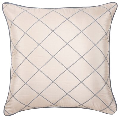 Jennifer Taylor Veranda Striped Pillow with Self Cord