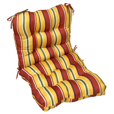 Greendale Home Fashions Outdoor Seat / Back Chair Cushion