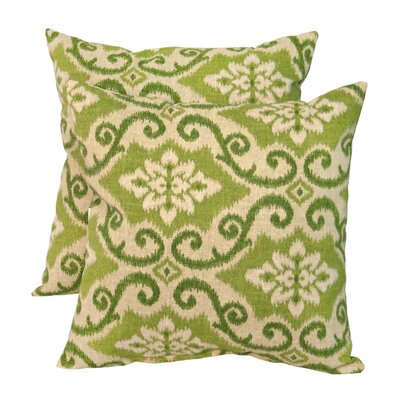 Greendale Home Fashions Outdoor Polyester Accent Pillows (Set of 2)