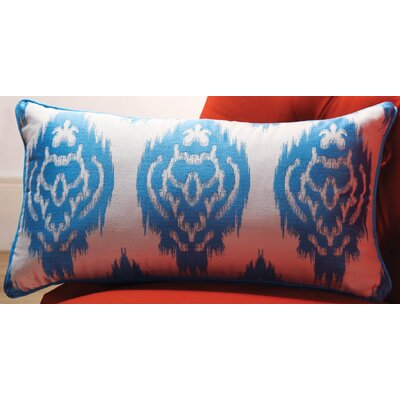 Sandy Wilson Ikat Lumbar Pillow