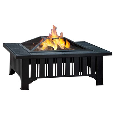 Lafayette Wood-Burning Fire Pit