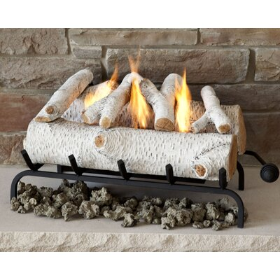 "Real Flame 24"" Conversion Gel Fuel Log Set"