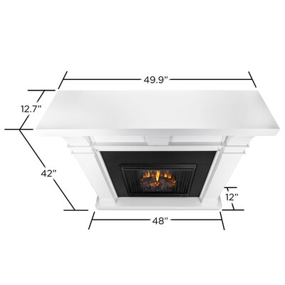 Real Flame Porter Electric Fireplace
