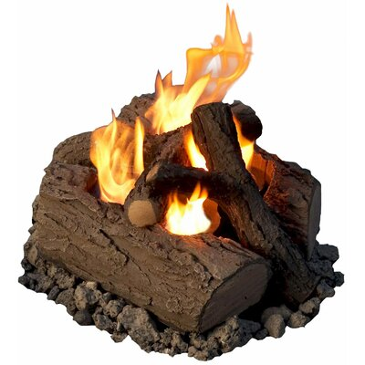 4-Can Outdoor Log Set