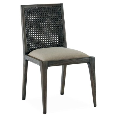 Brownstone Furniture Messina Rattan Back Side Chair