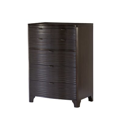 Brownstone Furniture Townsend 7 Drawer Highboy