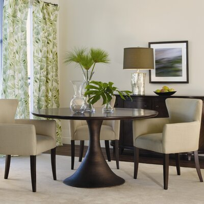 Brownstone Furniture Casablanca 4 Piece Dining Set