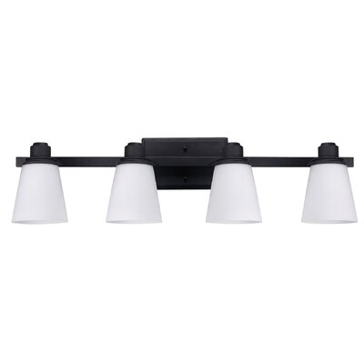 Canarm Chatham 4 Light Bath Vanity Light
