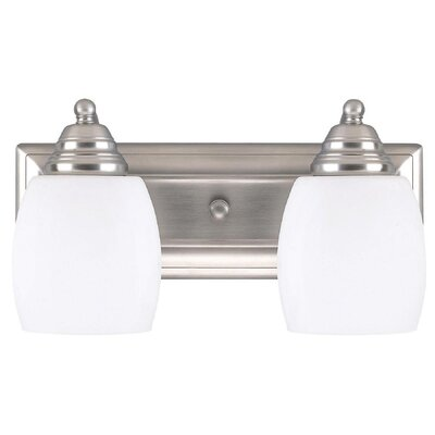 Canarm Griffin 2 Light Bath Vanity Light