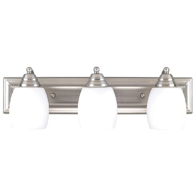 Canarm Griffin 3 Light Bath Vanity Light