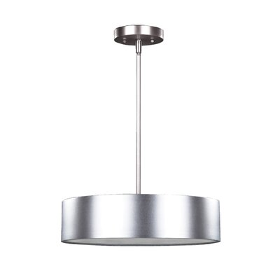 Canarm Dexter 3 Light Drum Pendant