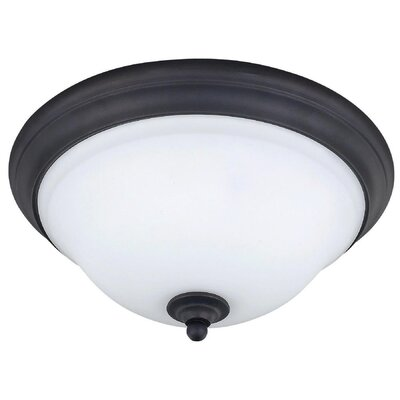 Canarm Twenty One 2 Light Flush Mount