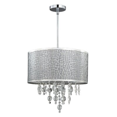Benito 4 Light Chandelier