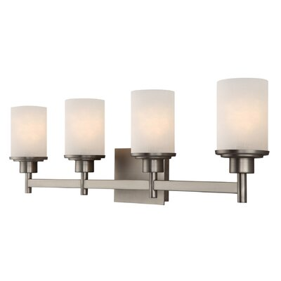 Canarm Lyndi 4 Light Bath Vanity Light Reviews Wayfair