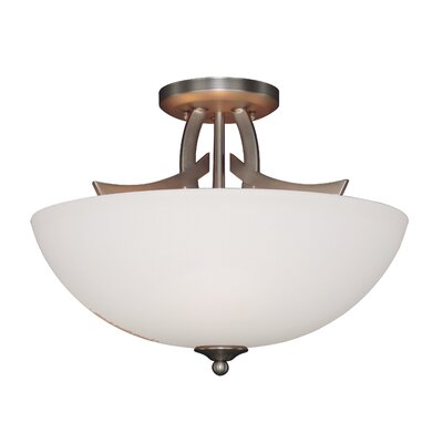Canarm KYM 3 Light Semi-flush Mount