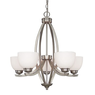 KYM 5 Light Chandelier