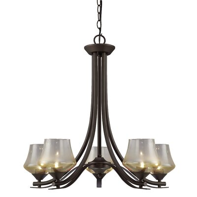 Cooper 5 Light Chandelier