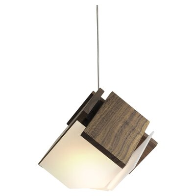 Cerno Mica 1 Light Low Profile Pendant