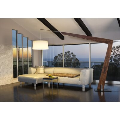 Cerno Valeo 1-light LED Floor Lamp