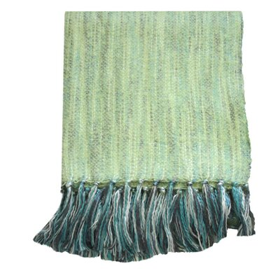 Zephyr Faux Mohair Acrylic Throw