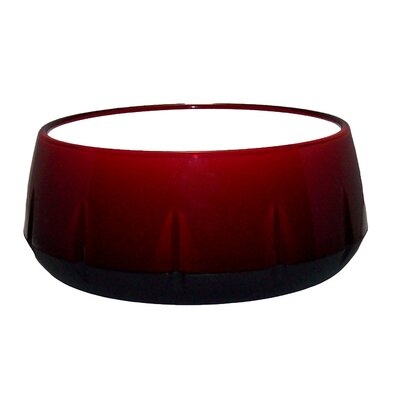 Red Cinnamutt Dog Bowl